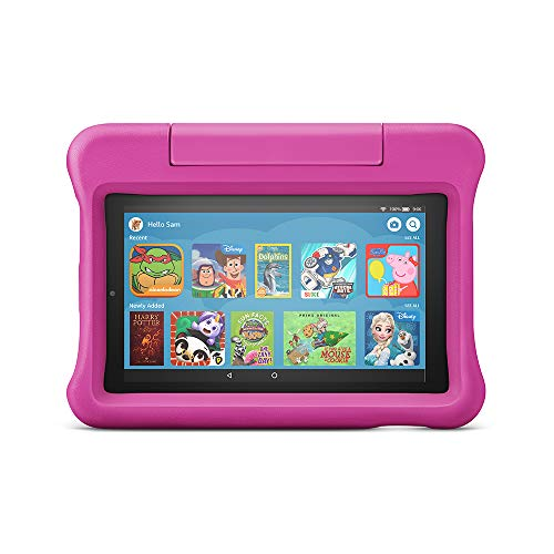"""All-new Fire 7 Kids Edition Tablet 
