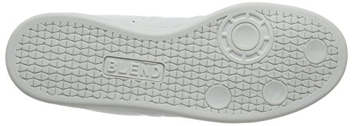 Blend 20700490, Sneakers basses homme Blanc (73815 Cranberry Red)