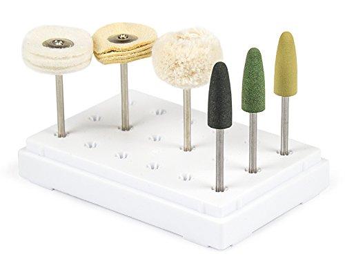 Nail Art - Nailtechnik Polisseuse Set