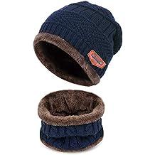 Petrunup Cappello Invernale Bambino Cappelli Invernali Ragazza Cappello per  Bambini Beanie Cappello per Ragazze Ragazzi b7399f6173a7