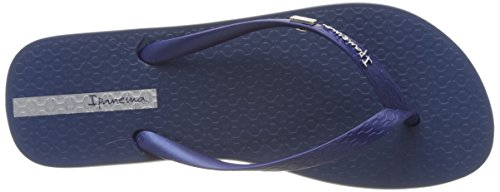 Ipanema Brasilidade Fem, Tongs Femme Bleu (Blue/Blue)