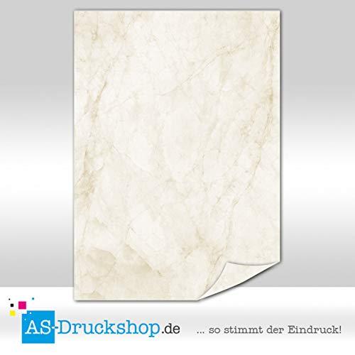 Marmo–venato–sahara beige/100fogli di carta/din a5/carta offset 150g