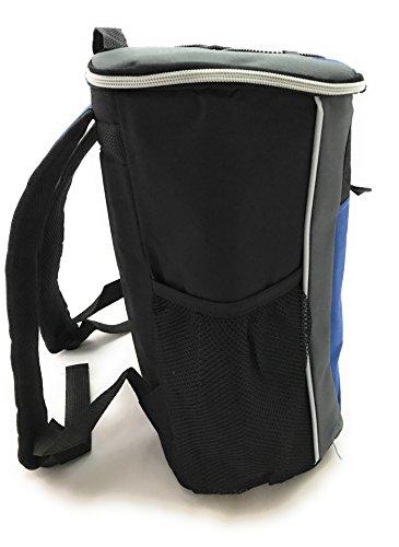 Imagen para Mochila térmica Backpack Azul dealux 19L