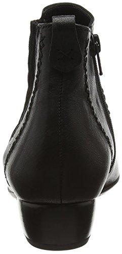 Gabor Shoes Comfort Basic, Stivaletti Donna Nero (Schwarz micro)