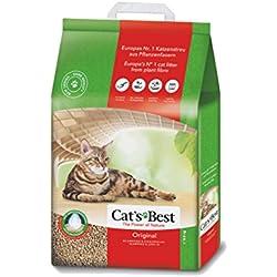 Cat's Best Original - litière pour chats agglutinante - 20L/8.6kg