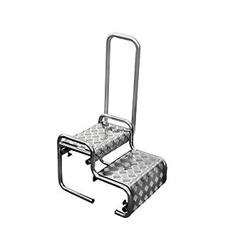Avonstar Classics Range 2 Tier Mini Step (Single Rail)