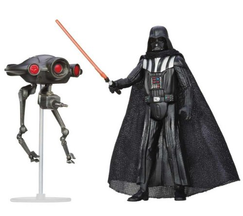HASBRO Star Wars - Figure Mission Pack Vador and Doide probes