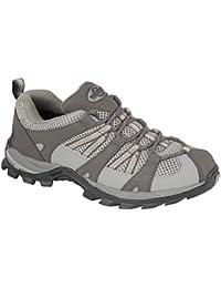 Northwest Territory Ladies Montana/Pino Totalmente Impermeable Senderismo/Senderismo Cordones Trainer Shoe