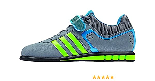 new style 9b0ae 91af8 Adidas Powerlift 2.0 Weightlifting Scarpe - AW15-48.7  Amazon.it  Scarpe e  borse
