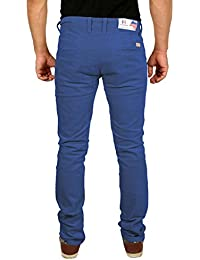 Nimegh Cod Royal Black Colored Corduroy Casual Solid Trouser For Men's