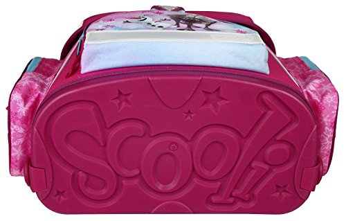Scooli Schulranzen Set Campus Plus Disney Frozen, 5 teilig - 6