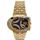 Cerruti 1881Diamant Damen Armbanduhr 32x 28mm Rose Gold, Diamanten Lünette, Swiss Made