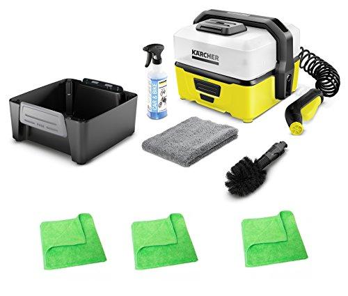 Kärcher Mobile und autarke Reinigung