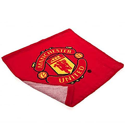 Manchester United FC face Tissu / flanelle