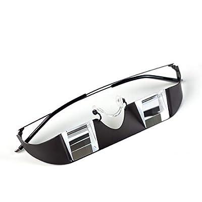 TOPSIDE Next Generation Kletterbrille 2.0 (Leichtbau   Freie Sicht) inkl. Sportetui - Karabinerhaken, Brillenband, Aufbewahrungsbeutel und Mikrofaser-Reinigungstuch von Topside