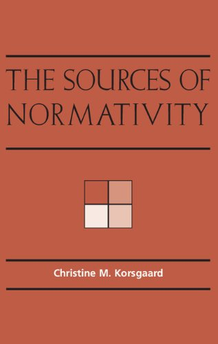 The Sources of Normativity (Modern biology series) (English Edition)