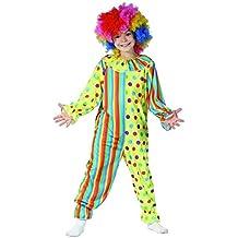 Disfraz payaso niño - 4 - 6 años