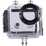 Rollei Underwater Case AC 230, 400, 410 - Coque Étanche pour Rollei Actioncam 230/400/410 - 40 m - Transparent