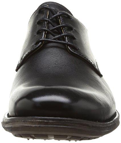 Pieles Herson Negro Rojas Vestir Zapatos Hombre De De fFzngxFP