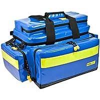 Notfalltsche - Erste Hilfe Tasche - gefüllt, Plane, blau DIN 13157 preisvergleich bei billige-tabletten.eu