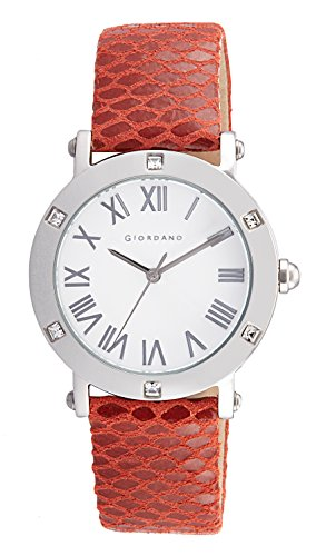 Giordano Analog White Dial Women's Watch – 2694-02