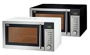 silva homeline mwg e 5282 mikrowelle mit grill. Black Bedroom Furniture Sets. Home Design Ideas