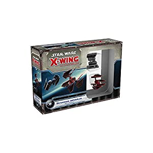 Fantasy Flight Games- Sw x-Wing: Veteranos imperiales - español, Color (Fantsy Flight Games EDGSWX52)