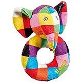 Rainbow Designs EL1447 Elmer Ring Rattle