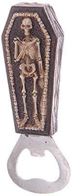 Skeleton Coffin Bottle Opener