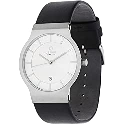 Obaku Men's Quartz Watch with Black V133GCIRB1