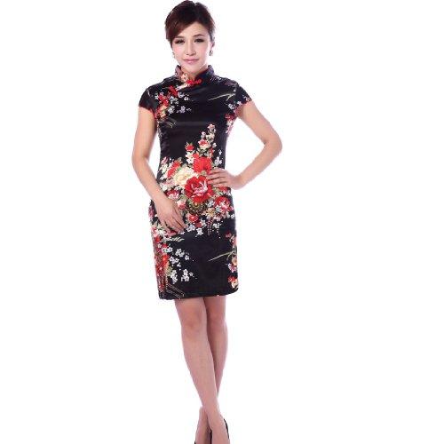 Chinese cheongsam dresses uk cheap