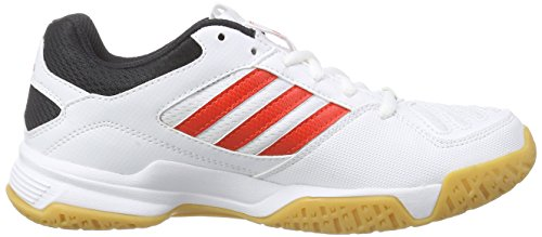 adidas  BT Boom, Chaussures de Fitness mixte adulte Blanc - Weiß (RUNWHT/HIRERE/BLACK1)