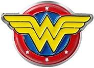 DC Comics Wonder Woman Logo Colored Pewter Lapel Pin