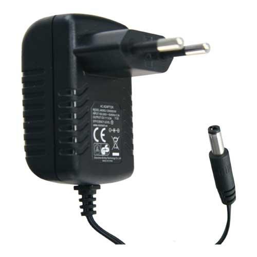 DC1215 - Alimentador 12 V / 1.5 A compatible con CCTV