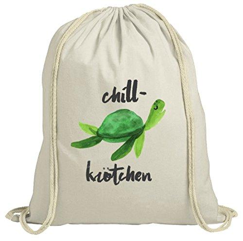 Turtle Turtle Nature Turnbeutel With Chillkrötchen 2 Motiv By Shirttreet Nature