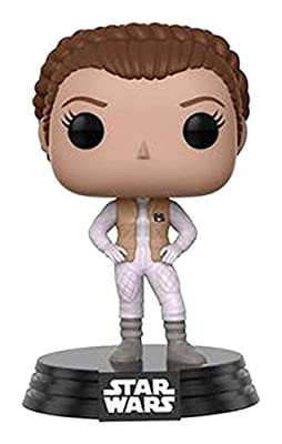 FUNKO - Bobble Head POP Star Wars Hoth Leia (SWC 2017 Exclusive)