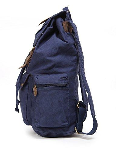 sulandy, Borsa tote donna 8036 dark blue dark blue