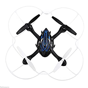 SYMTOP RC Drone Quadcopter 887B BLACK 2.4G 4CH 4-Axis Gyro Reverse Flight RTF
