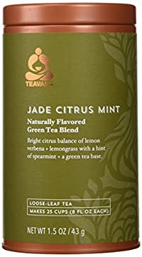 Starbucks Teavana Jade Citrus Mint Loose-Leaf Green Tea