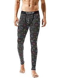 Pantalones de Hombre de BaZhaHei Pantalones Cortos térmicos Transpirables para Hombre Calzoncillos Deportivos térmicos Pantalones de