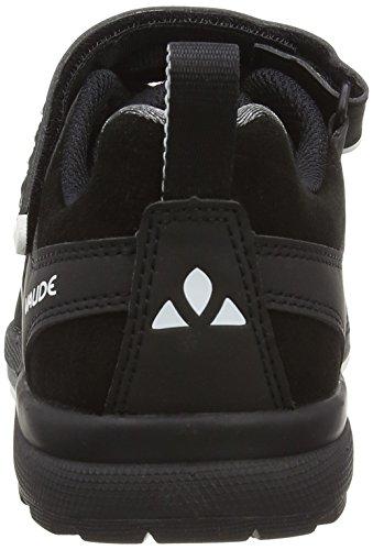 VAUDE Moab Low Am, Chaussures de VTT mixte adulte Noir (Black)