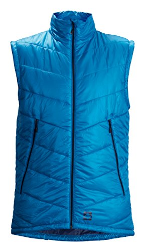 Sweet Protection Herren Vest Nutshell Bird Blue, M (Carbon Ski Freeride)