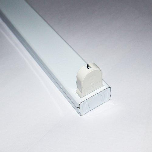 Fassung / Halter für LED Leuchtröhren 150cm