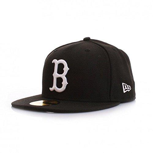 New Era Boston Red Sox Cap League Basic Black / White - 7 - 56cm