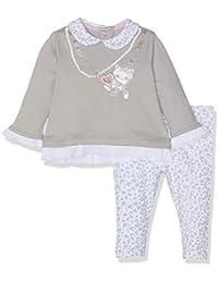 Chicco Completo Sweatshirt + Leggings, Conjunto de Ropa para Bebés