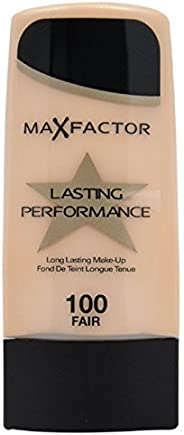 Max Factor Performance Long Lasting Foundation - No. 100 Fair, 1.1 oz