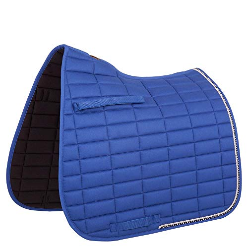 BR Hochentwickelte Schabracke Glamour Chic - Vollblut - Dressur - Cobalt Blue