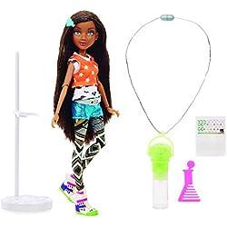 Project MC2 - Bryden Bandweth y el colgante fluorescente, muñeca con experimento (Famosa 700013212)