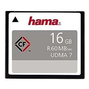 Hama CompactFlash 16GB Speicherkarte (60Mbps)