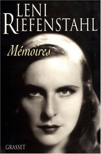 Mémoires par Leni Riefenstahl